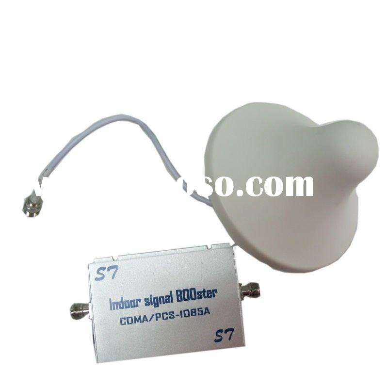 Dual band 3G&CDMA 2100/850 MHz Mobile Phone Repeater/Booster Coverage 500sqm