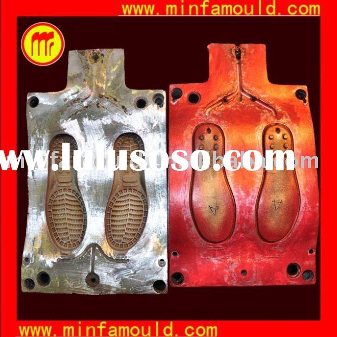 EVA injection sole mould