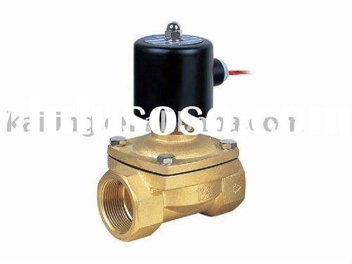 Electric Water valves 2W Model