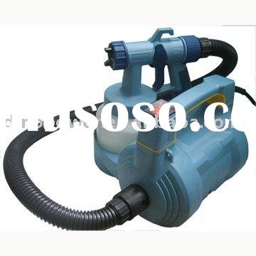 Electric hvlp paint spray gun