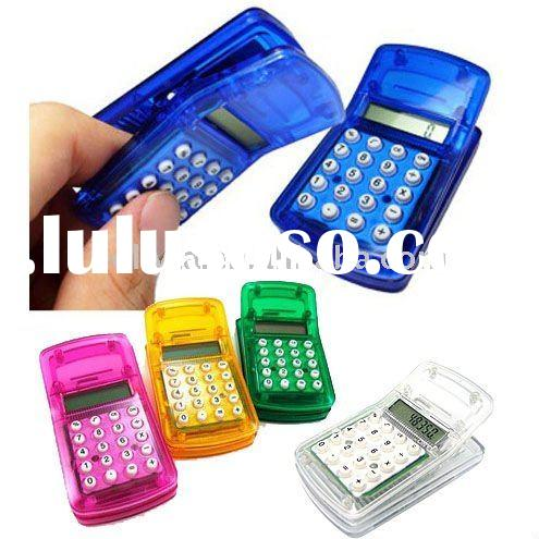 Electronic Calculator Promotional Gifts