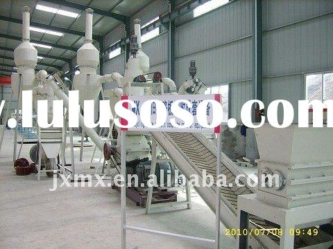 Electronic waste recycling equipment for PCB