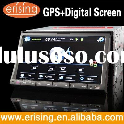 Erisin HD 2 Din Touch Screen Car Radio Player DVD GPS Radio RDS Bluetooth TV Tuner