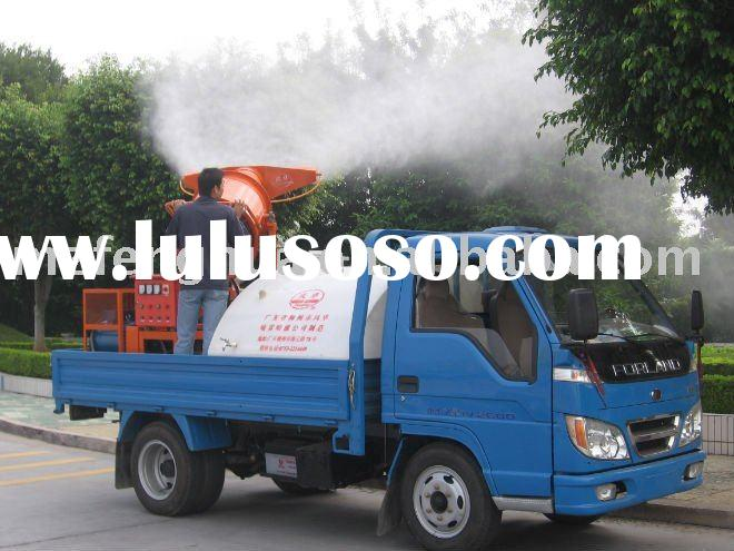 FH-50 Fog Cannon Tractor Mounted Agricultural Sprayer with Water Truck for Orchard, Irrigation,Farm,