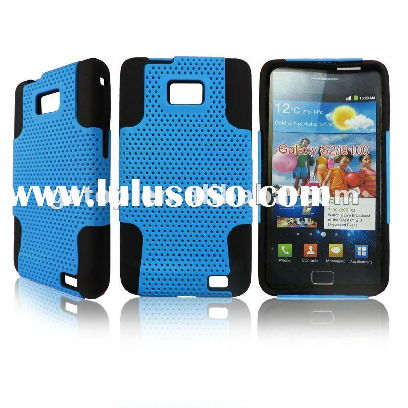 FOR SAMSUNG GALAXY II/I9100 MESH MOBILE PHONE CASE