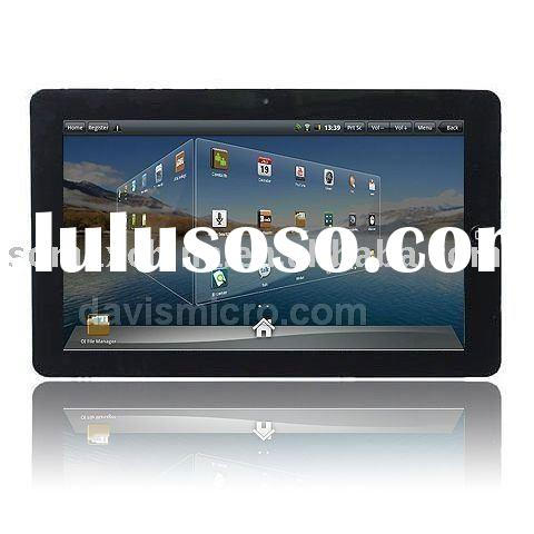 """Factor Price 10.2"""" inch fly touch inform tablet pc super pad wifi 3G GPS android 2.1"""