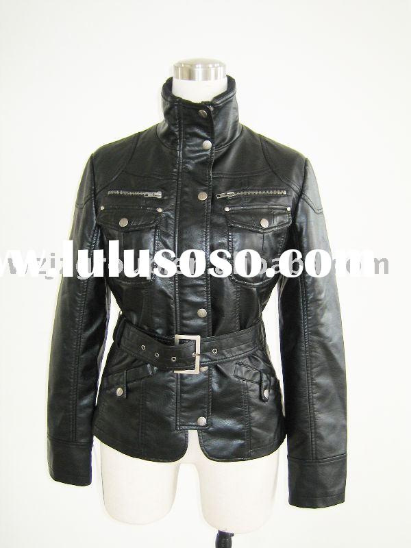 Fashion Winter Leather Jacket