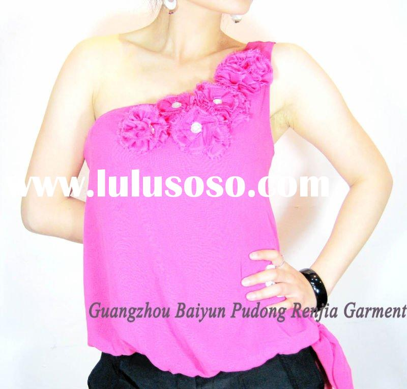 Fashion clothing dress for ladies casual summer
