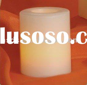 Flameless Battery Operated LED Wax Candle