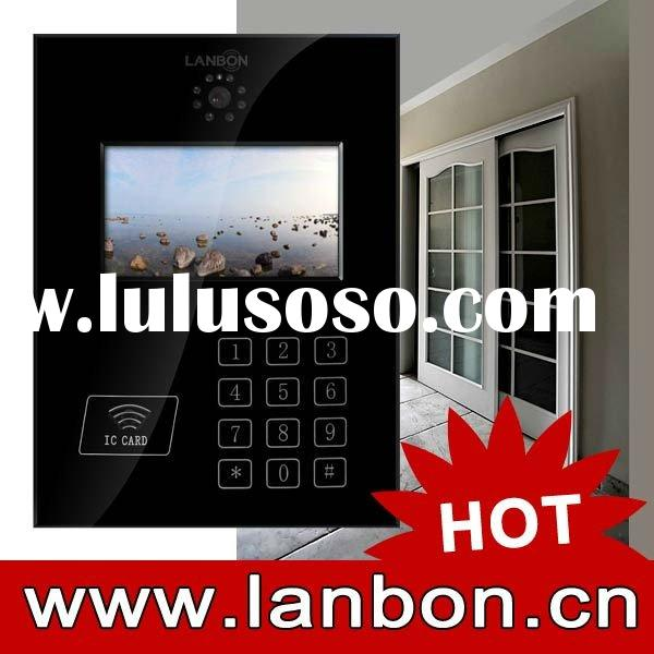 For Intelligent home!!TCP/IP Video door station KIT for house