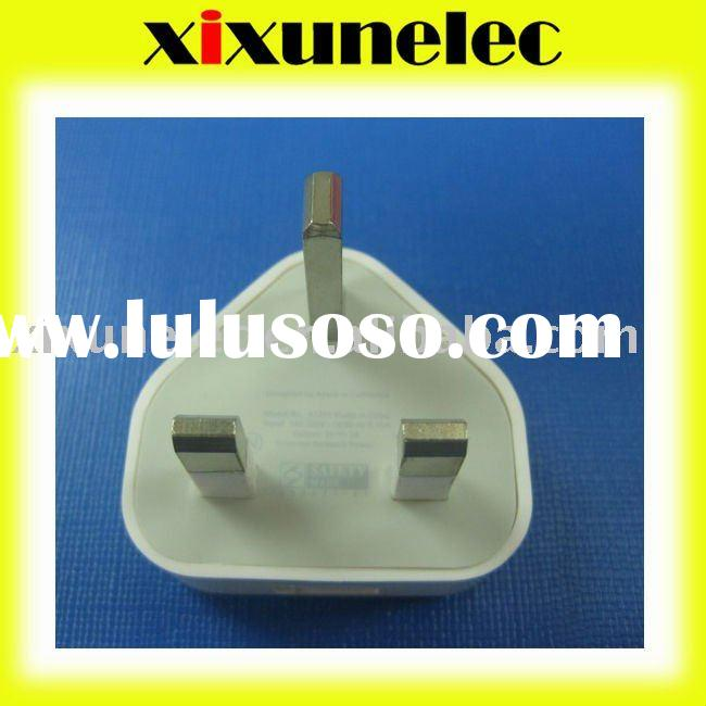 For iPod iPhone 4G/3GS/3G USB Power Adapter Wall Charger Plug