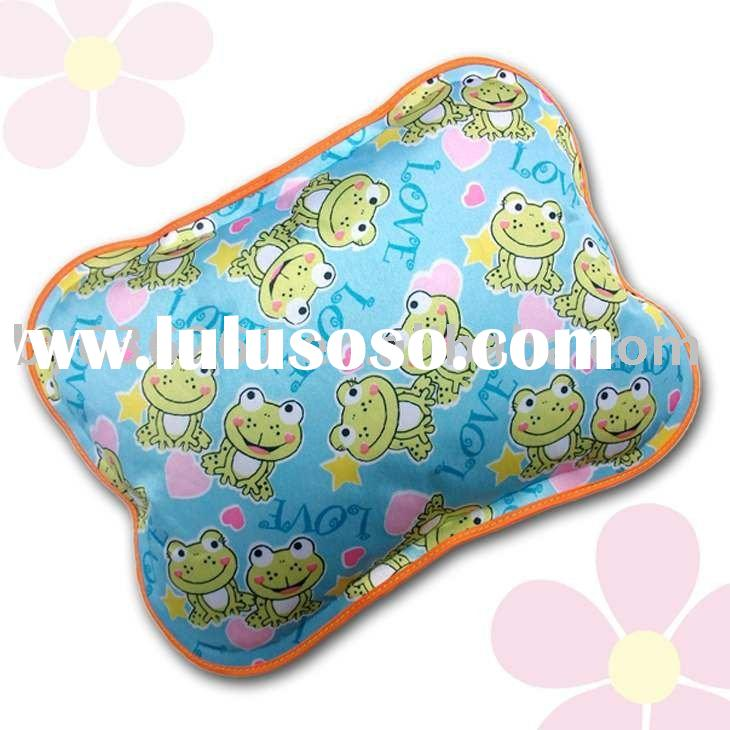 Frog electric heating pad (rectangle pillow)