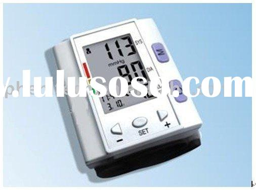Fully Automatic Wrist Style Digital Blood Pressure meter