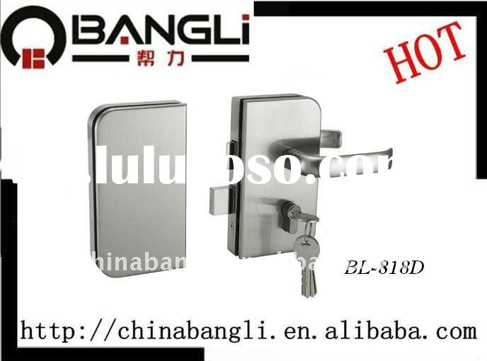 Glass Door handle Lock(BL-818D)