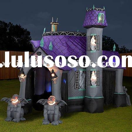 Good quality inflatable halloween castle