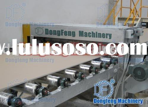 Gypsum Plaster Board Production Machine