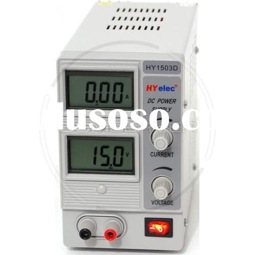 HY1503D DC Power supply ( LCD display; 0-15V;0-3A )