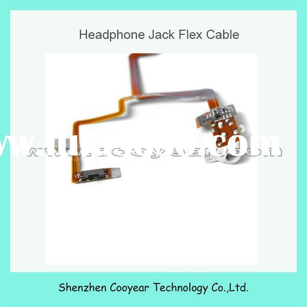 Headphone Jack Flex Cable For IPOD Photo,Paypal is accepted.