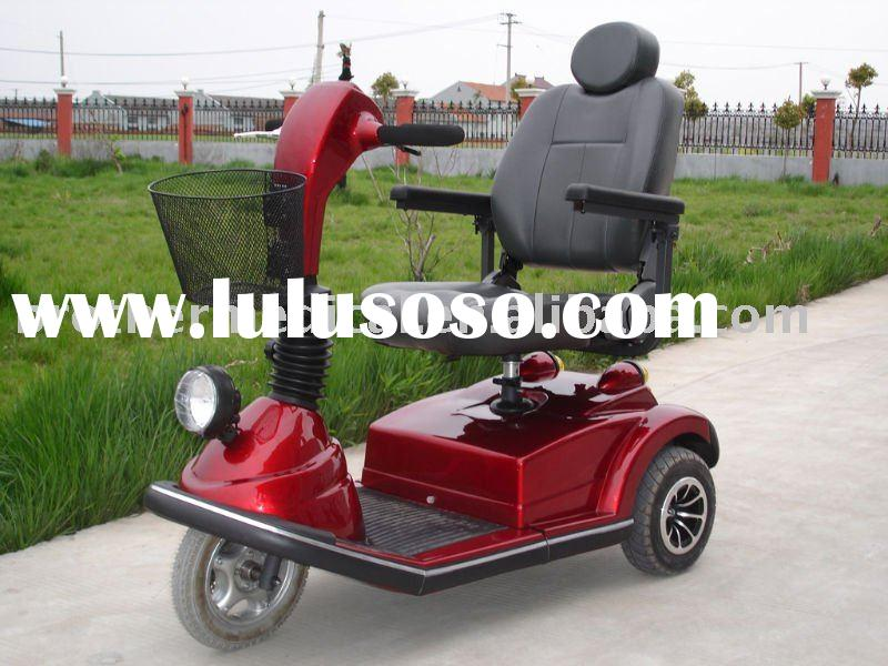 Heavy-duty 3 Wheel Electric Mobility Scooter for Handicapped & Elders