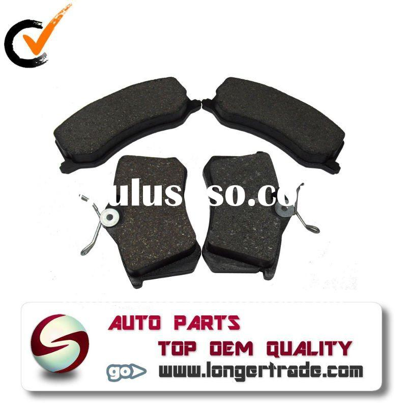 High Quality Semi-metal Brake Pad TS16949