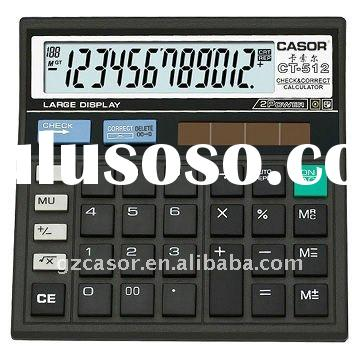 High Tech calculator CT-512