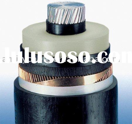 High Voltage Copper Cable