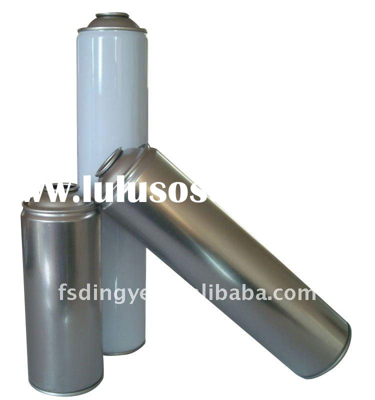 High Pressure Tinplate Aerosol Can Paint Spray Can Pesticide Can For Sale Price Manufacturer