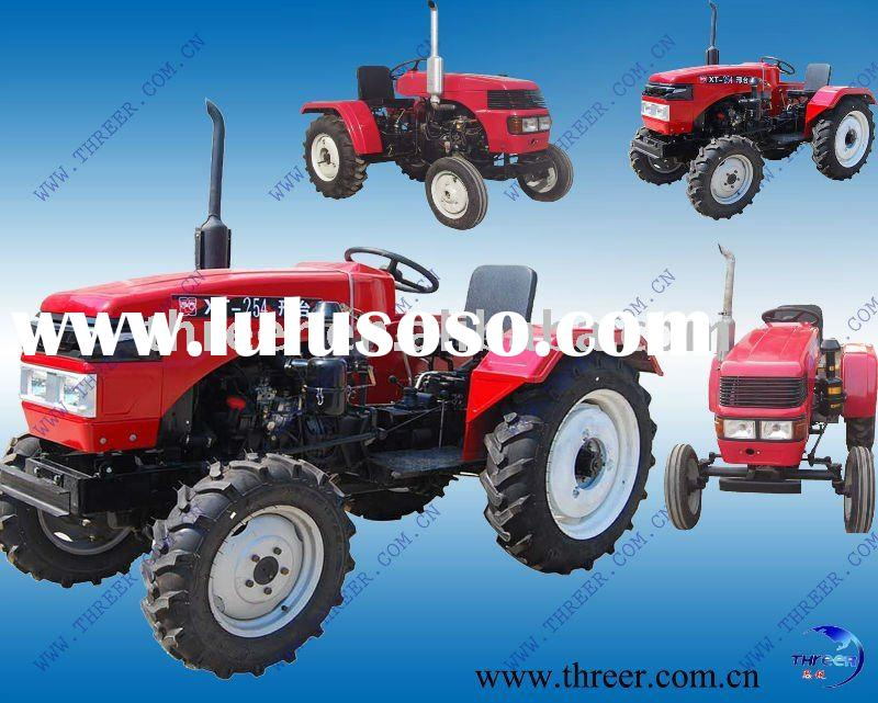 High quality strong traction used farm tractor 2WD