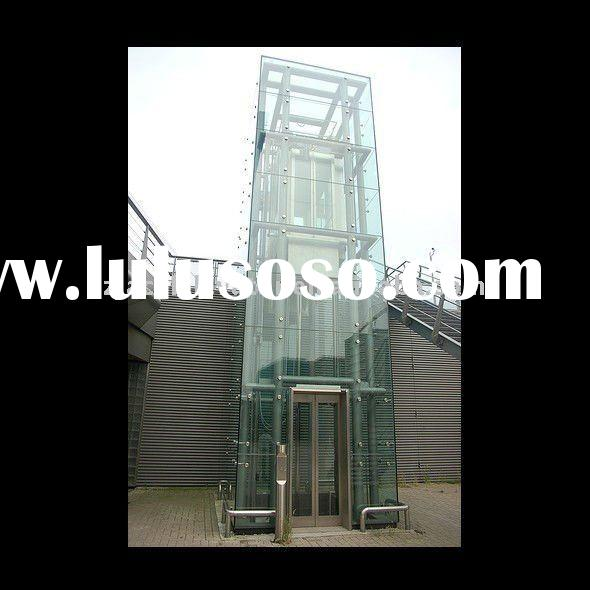 Elevator Guide Rail Elevator Part T Type Cold Draw Guide