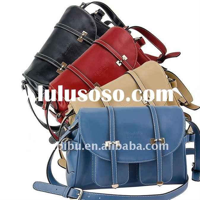 Hot!!! Genuine Leather Messenger Bags