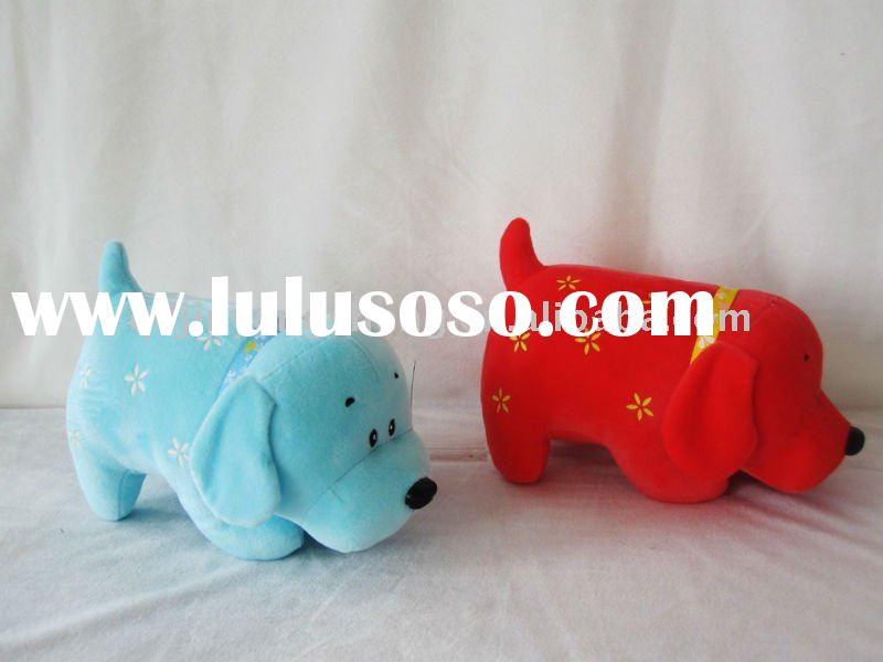 Hot !!! New Style !! Promoting Welcomed Plush Dog Toy