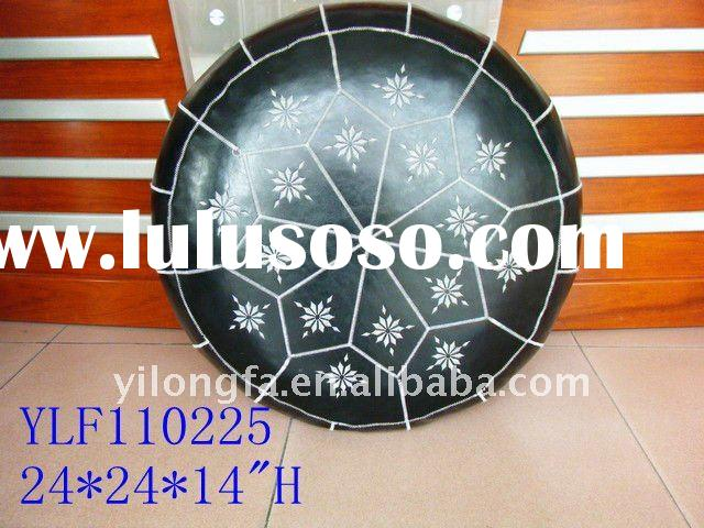 Hot Popular round Pouffe and Seat Cushion