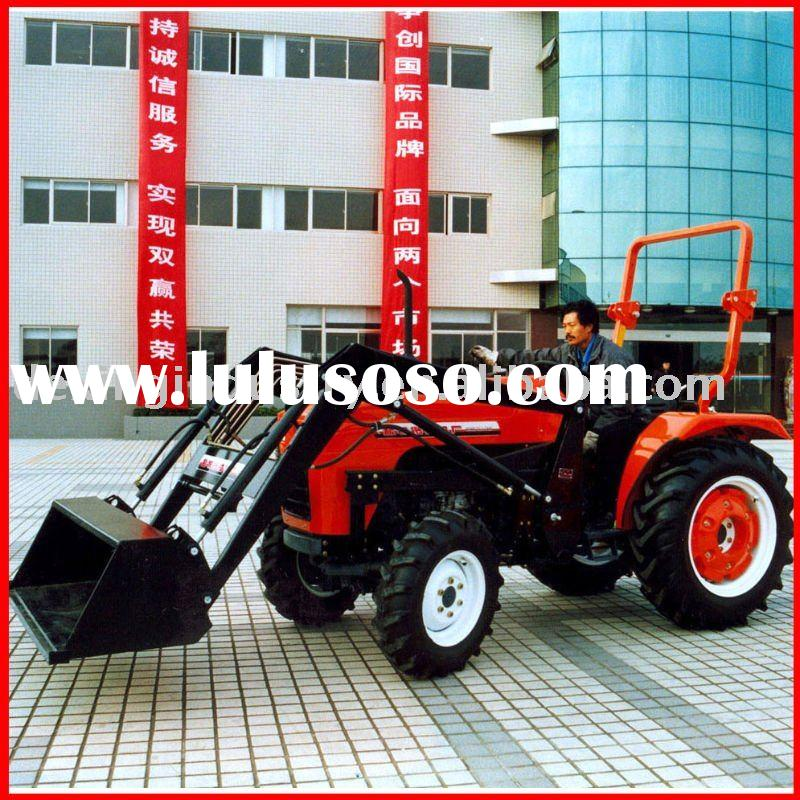 Hot Sale mini tractors front end loader with Best Price