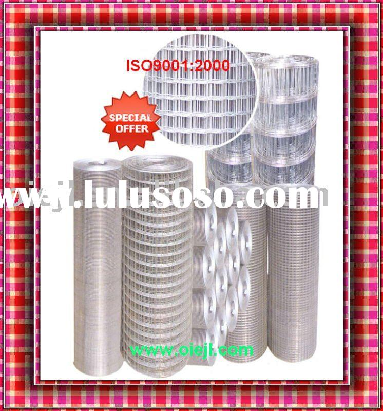 Hot dipped Galvanized Welded Wire Mesh(GI-WWM-001)<ON SALE>
