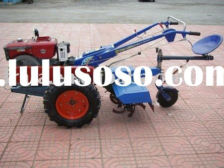 Hot sale professional small farm tiller 12hp 2wd with low price