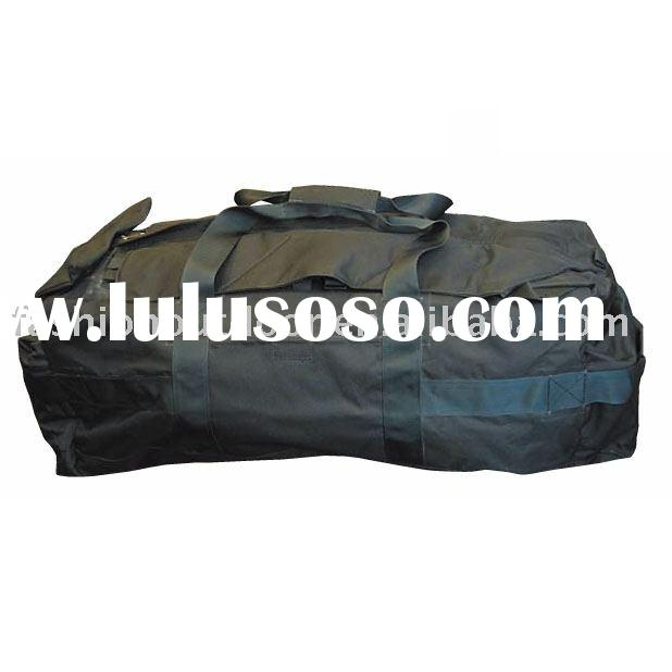 IRAQ ISSUE TACTICAL HOLDALL-BERGEN(Military Supplies Military Equipment) 27-38026