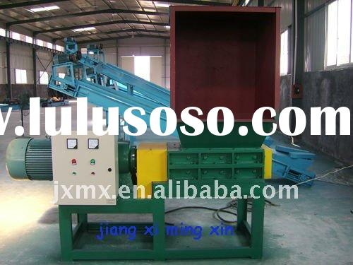 ISO certification hard disk recycling shredder machine for sale
