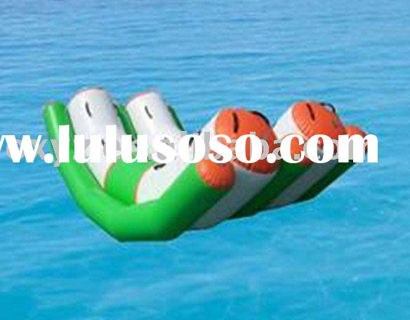 IW 11 inflatable water toys for water park
