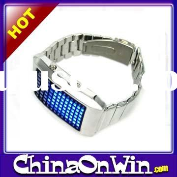 Ice Samurai - Japanese Inspired Blue LED Watch