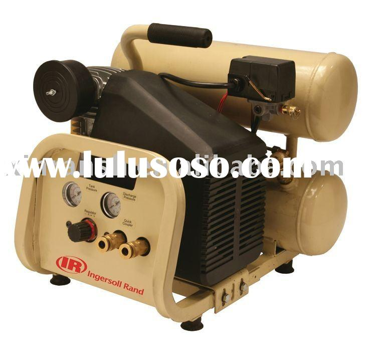 Ingersoll Rand Oil-Lubricated Twin-Stack air compressor