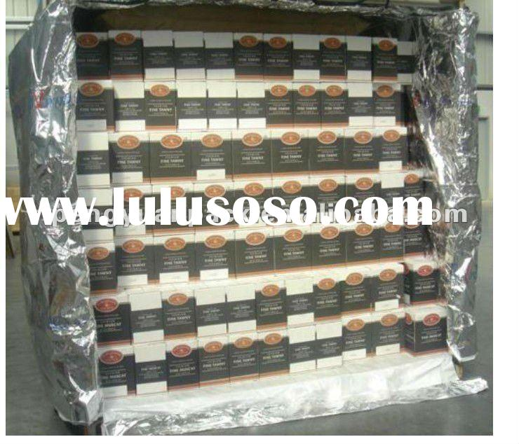 Insulation container thermal liner