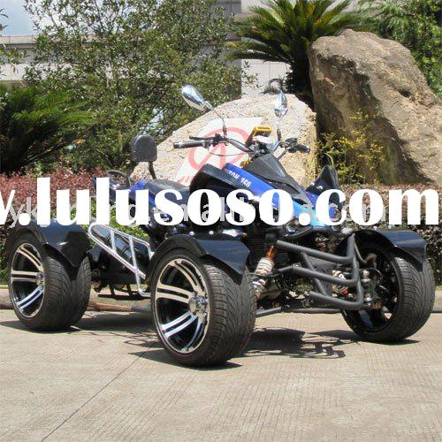 JLA-931E 300cc CVT racing atv with eec,2 passengers,14 inch wheels,2012 new model!!