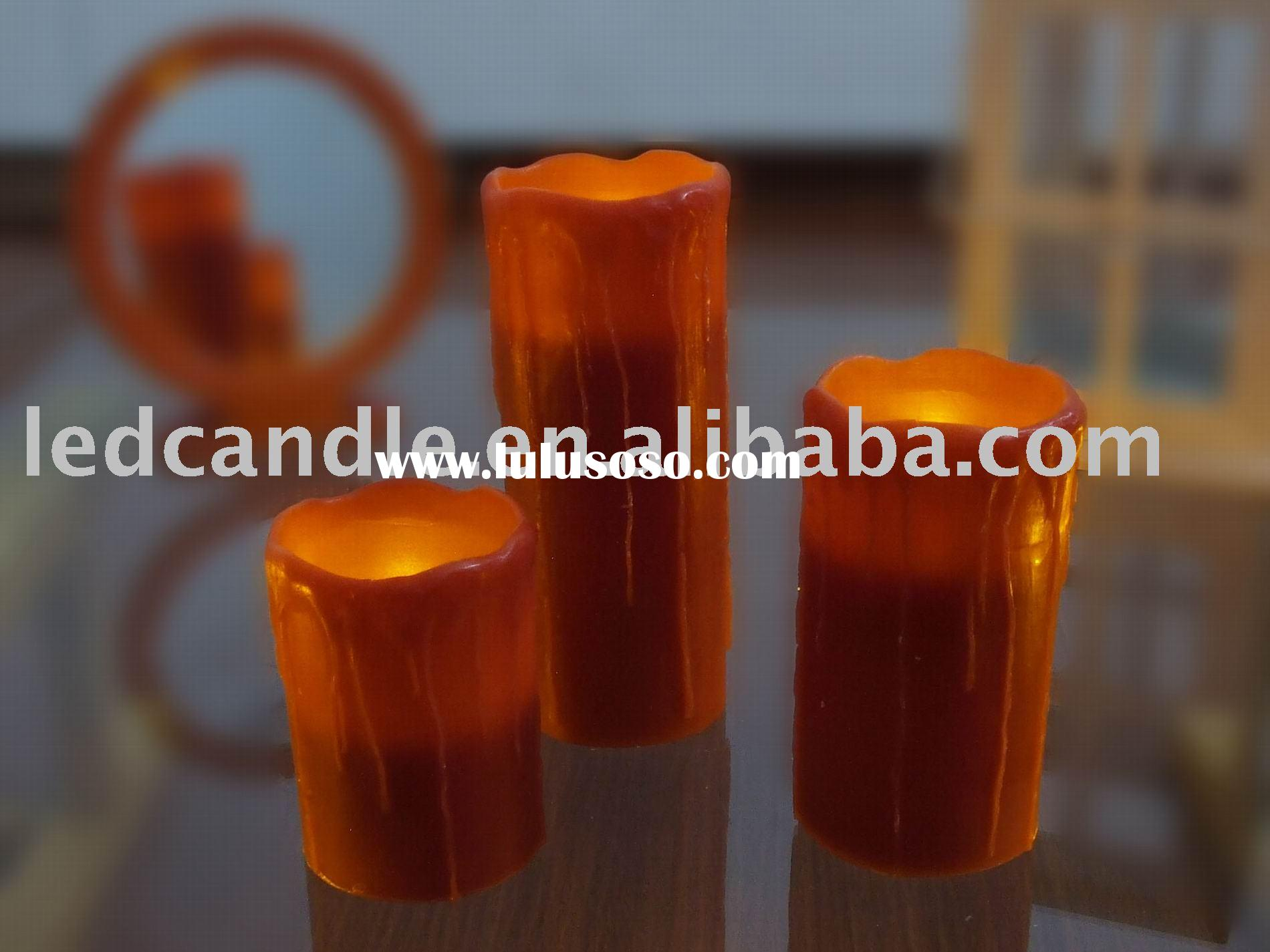 LED candle, Tea lights electronic candles