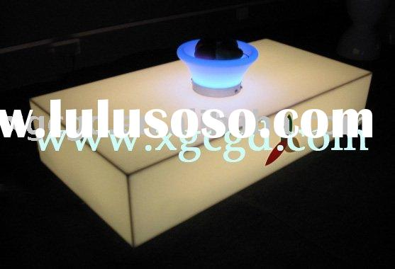 LED corner bar/LED bar table and chair furniture/LED outdoor furniture