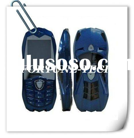 LP690 TV Mobile phone Four SIM Card Race Car Shape Phone