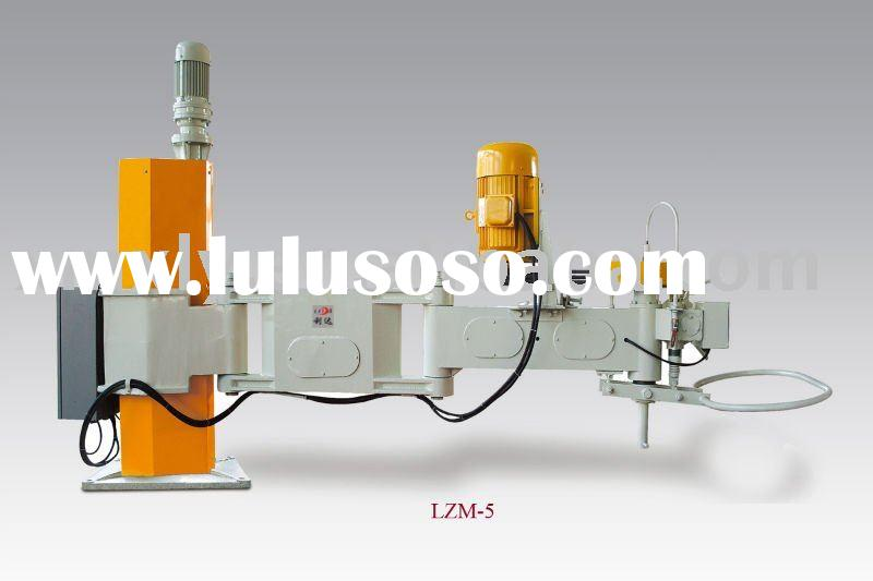LZM-5 Auto. Up & Down Rocker Arm Marble Polishing Machine