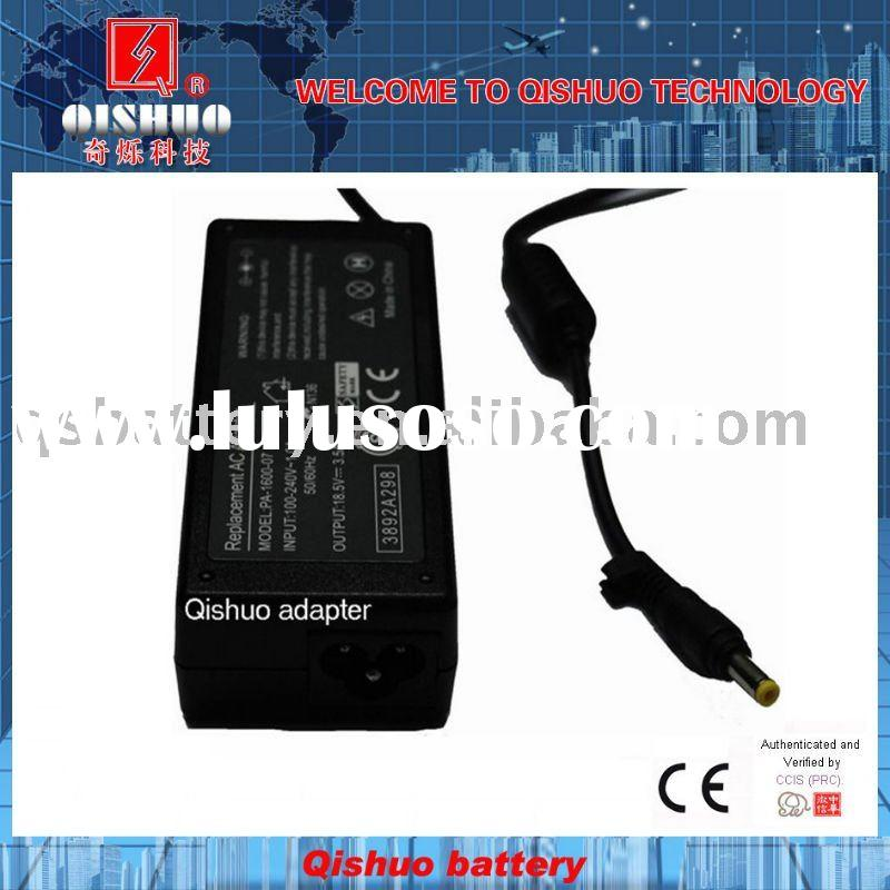 Laptop Adapter for HP Compaq 18.5V 3.5A 4.8*1.7mm