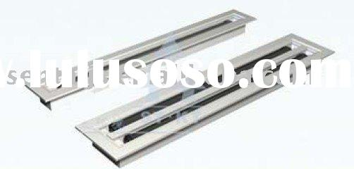 Linear Slot Diffuser 4 : Adjustable linear slots air diffuser for sale price