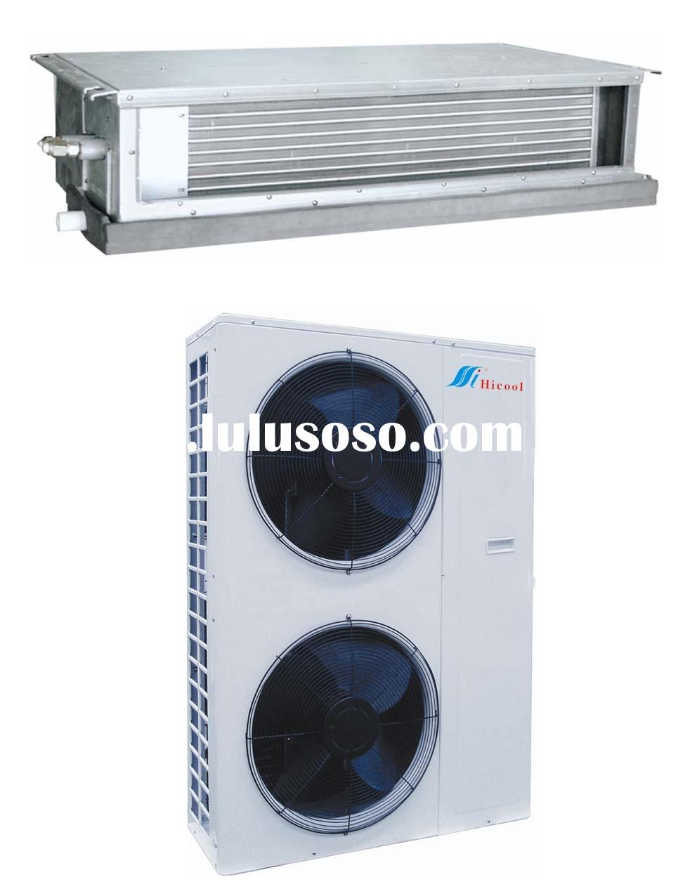 Low Static Pressure Duct Unit-commercial air conditioning