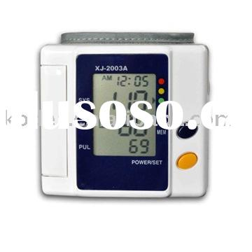 Manufacturer of wrist digital blood pressure meter